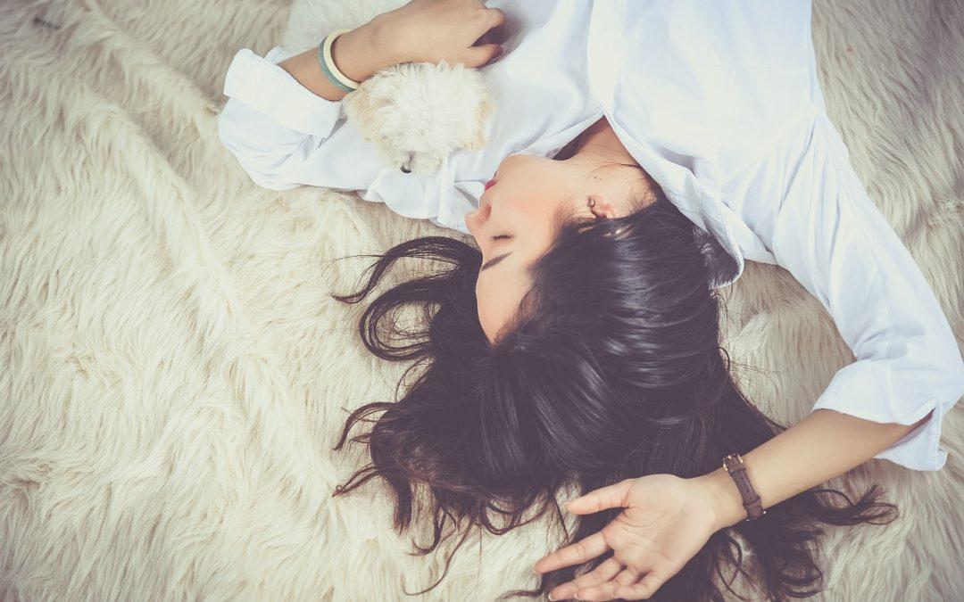Happiness is a Good Night's Sleep